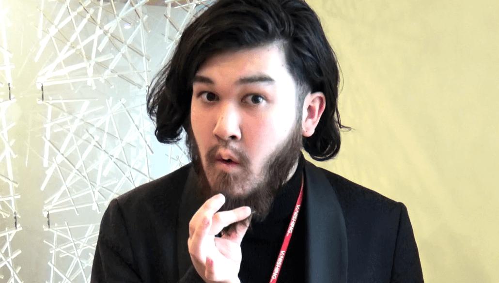 Weird Beard Magician